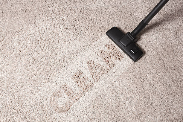 dust cleaning with vacuum cleaner